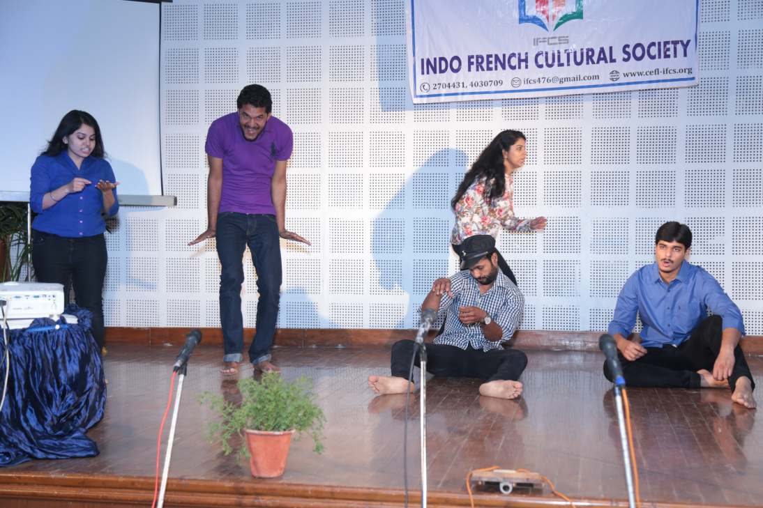 Annual Function 2016 Indo French Cultural Society